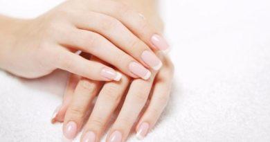 5 лучших рецептов по уходу за кожей рук и ногтей.