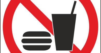 Какие продукты и напитки не следует употреблять до и во время полета на самолете