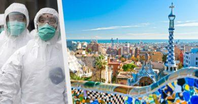 Испанию накрыла вторая волна коронавируса
