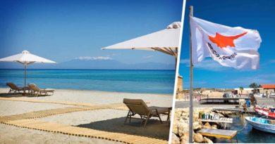 Республика Кипр подсчитала убытки туристов за 2020 год