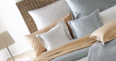 Как ухаживать за постельным бельем