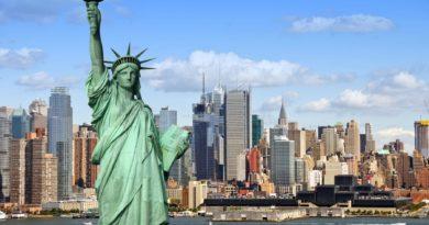 Короткие любопытные факты о Нью-Йорке