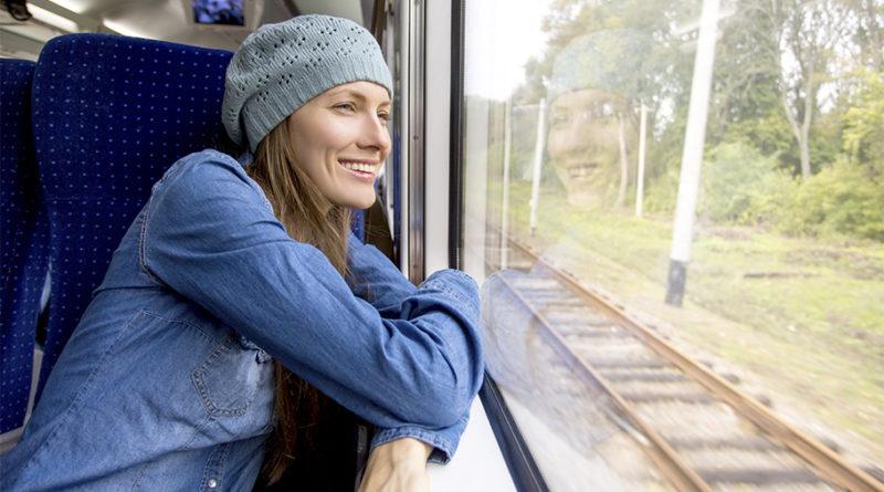 Как быстро привести себя в порядок после долгой поездки на поезде