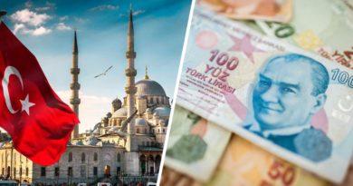Летим в Турцию: там произошел «обвал» курса лиры