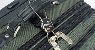 Как спасти свой багаж от воров?