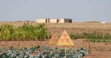 Топ – 5 самых радиоактивных мест на Земле