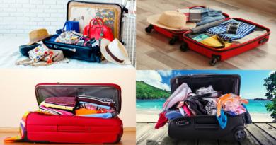 Почему не стоит покупать большой чемодан для отдыха?