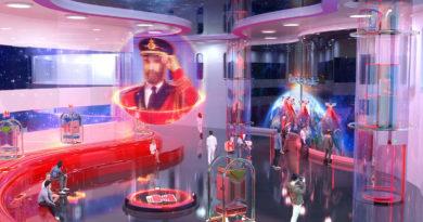 В интернете появились кадры с интерьерами первых космических отелей