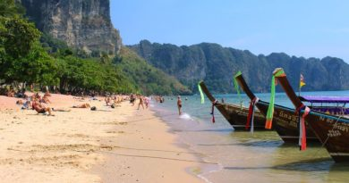 Куда отправиться зимой, если тайские курорты уже приелись