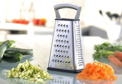 Для чего на самом деле предназначена каждая сторона у кухонной терки