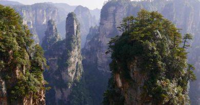 «Аватар» на Земле – невероятный парк Чжанцзяцзе, ставший прототипом Пандоры
