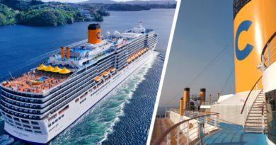 Туроператор Costa Cruises разработал новые стандарты безопасности для туристов