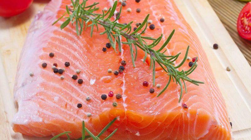 Соленый лосось в домашних условиях
