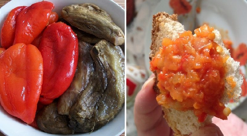 Потрясающе вкусная овощная паста «Айвар»