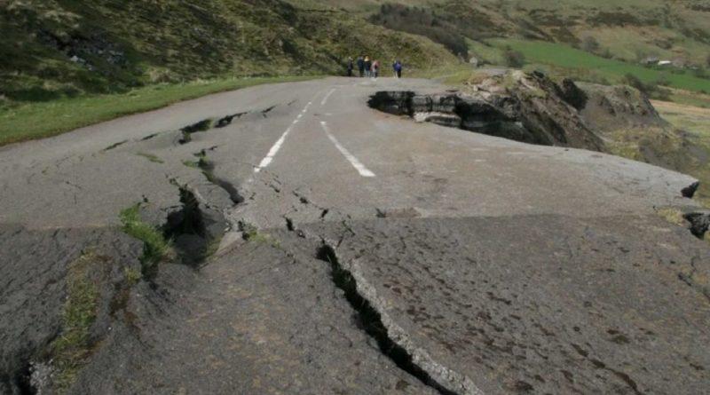 Удивительные факты о землетрясениях