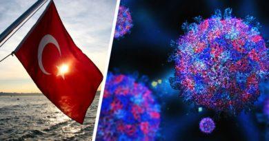 В Турции найдены самые мутировавшие гены коронавируса