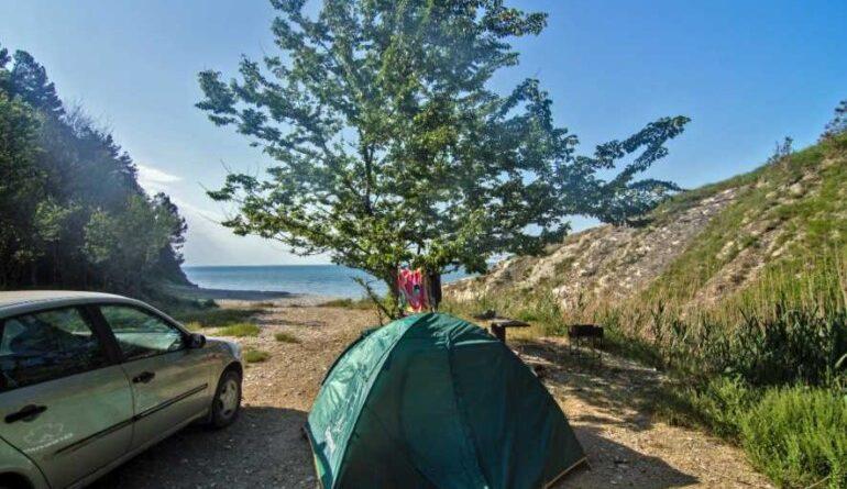 Лучшие кемпинги в Краснодарском крае для комфортного отдыха