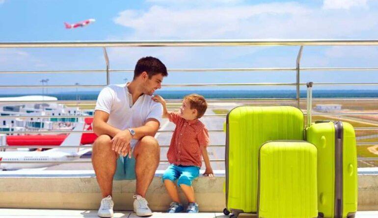 7 проверенных советов для путешествия с маленькими детьми