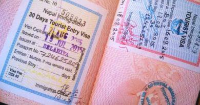 Страны, где нельзя оформить туристическую визу