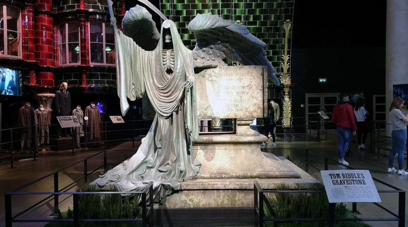 По следам Гарри Поттера: 8 культовых мест в Эдинбурге