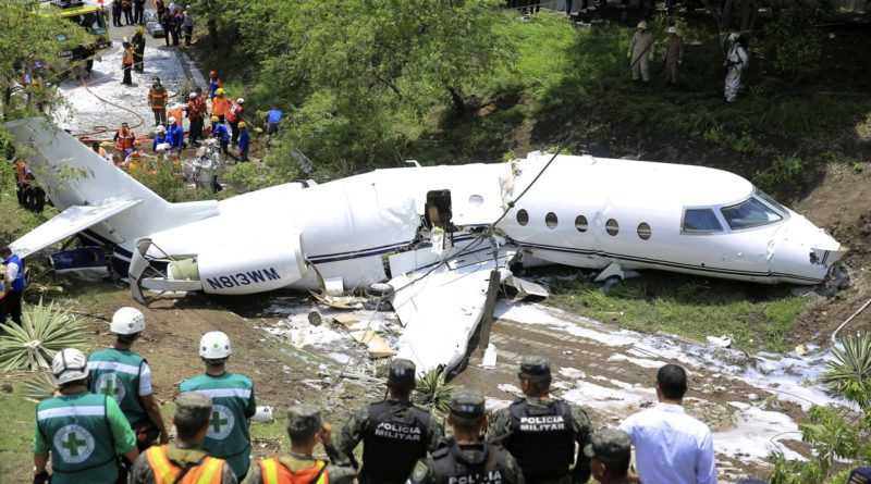 Есть ли шанс выжить в авиакатастрофе?