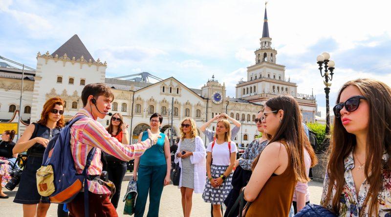 Как насыщенно провести несколько дней в Москве?