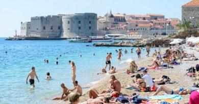 Когда заканчивается купальный сезон в Хорватии