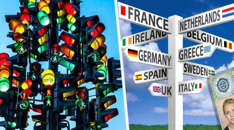 ЕС определил туристам новые правила пересечения границ