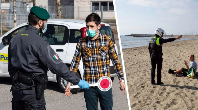 Италия и Испания ужесточают карантинные меры