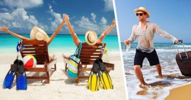 Как часто россияне ходят в отпуск?