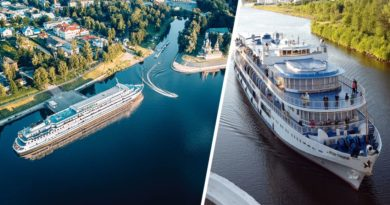 Какими будут круизы по рекам России в 2021 году