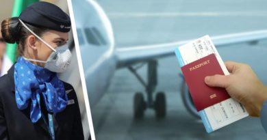 Что спасает от коронавируса в салоне самолета
