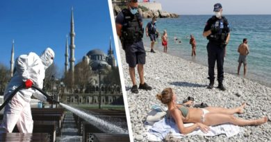 В Турции планируют введение комендантского часа