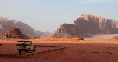 Жаркая, снежная, остроконечная и другие удивительные пустыни мира