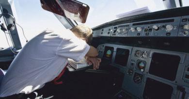 Что будет, если пилот проспит свой рейс?