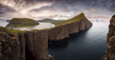 Уникальные места, созданные природой, которые стоят того, чтобы их увидеть