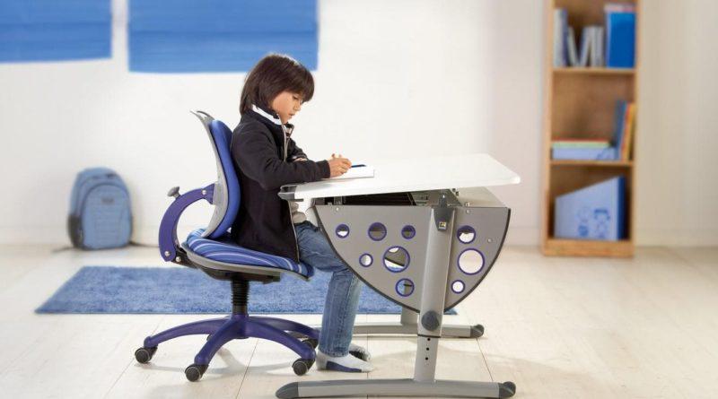 Как выбрать компьютерное кресло для школьника?
