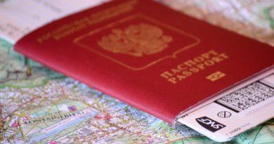 Как лететь за границу после смены фамилии