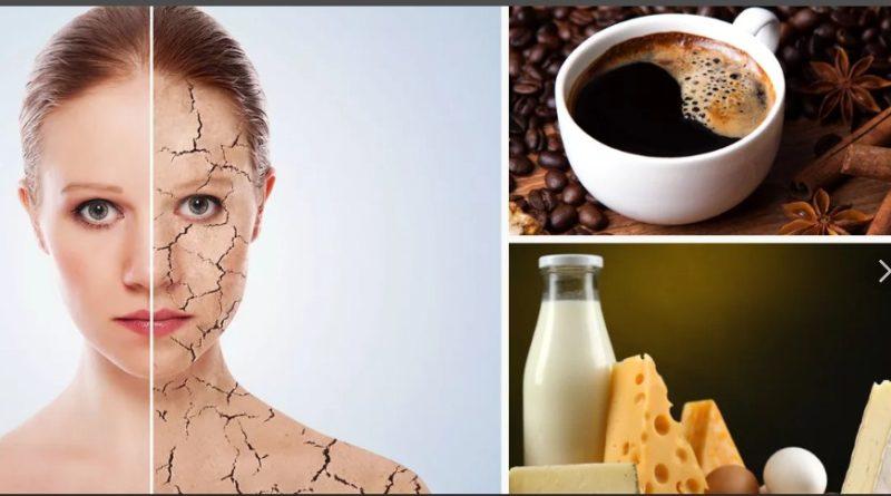 9 продуктов, которые вредны для кожи