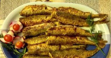 Рыба по-ленинградски