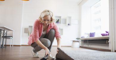 5 ошибок при уборке дома