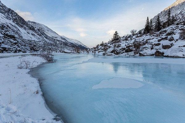 Сказочные места России для новогодних каникул