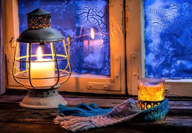 Свечи или фонарики: чем освещать дом в Новый год?
