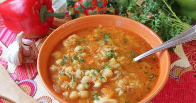 Харира — блюдо марроканской кухни
