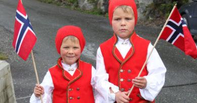 6 стереотипов о норвежцах (про нелюбовь к горбуше и русским в том числе)