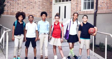 В чём ходят школьники разных стран мира