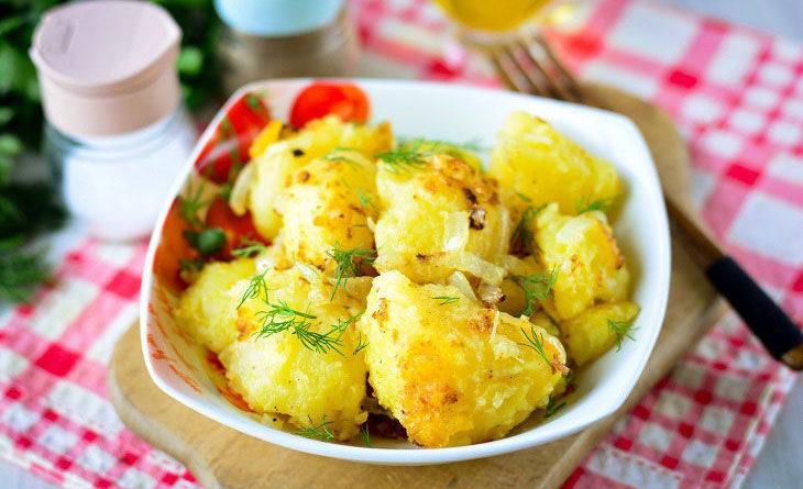 Картофель по-монастырски