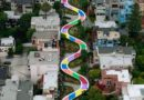 Ломбард - самая извилистая улица мира