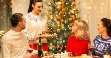 7 советов, которые сократят время на подготовку новогоднего стола