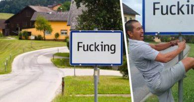 Жители деревни Fucking готовы к переименованию из-за нашествий туристов